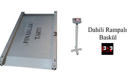 Rampalı Platform Baskülü (imalat)