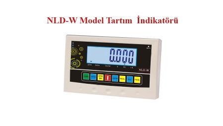NLD-W Model Tartım İndikatörü
