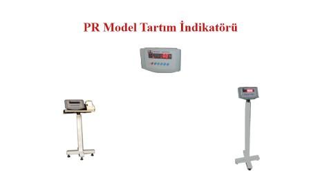 PR Model Tartı İndikatörü